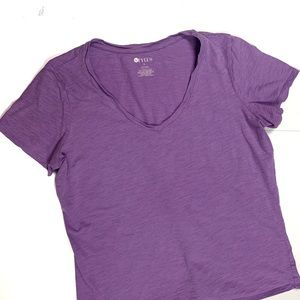 Stylus tee shirt purple